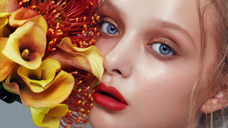 Exclusive: Amiah Miller by Wendy Hope in 'Rêves de Fleur'