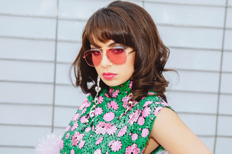 Marc Jacobs taps Charli XCX for spring-summer 2018 Eyewear