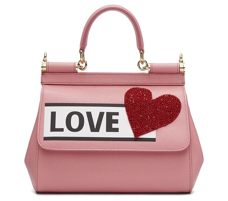 Dolce & Gabbana 'Love Sicily' Bag $1440 (previously $1895)