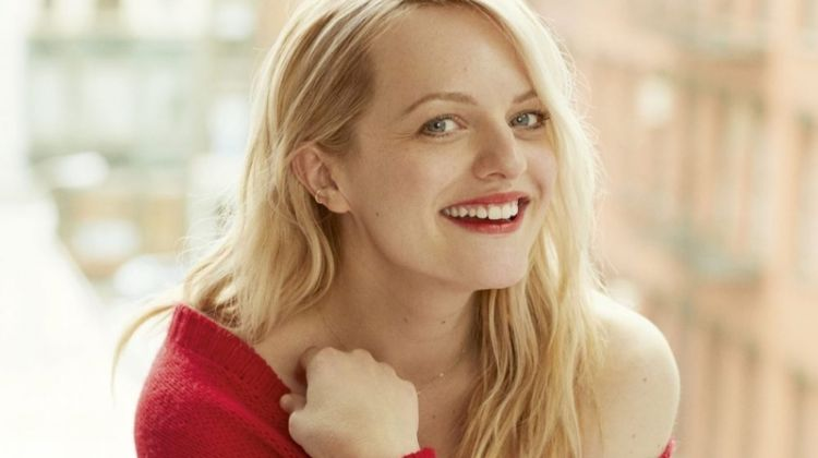 'The Handmaid's Tale' Star Elisabeth Moss Is All Smiles in Marie Claire UK