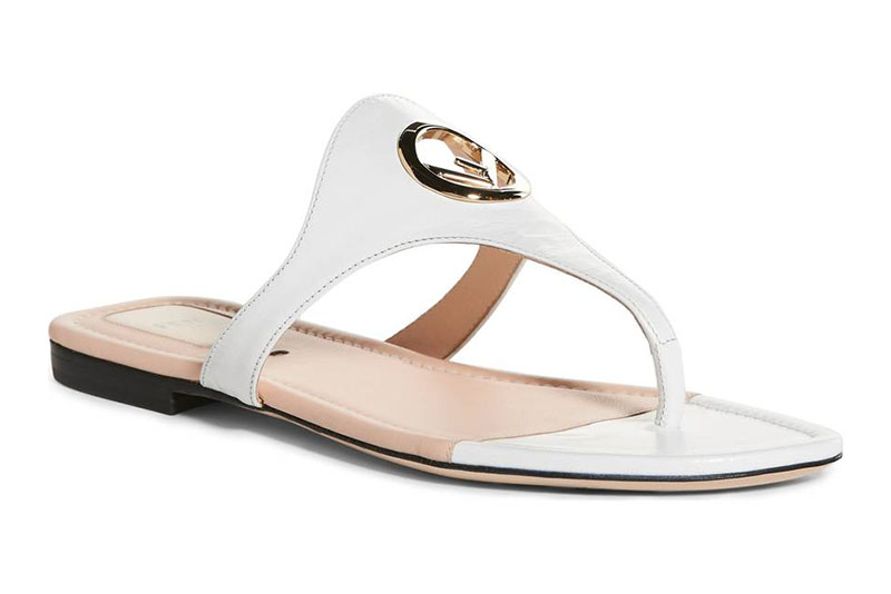 Fendi F for Fendi Flip Flop Sandal $329.98 (previously $550)