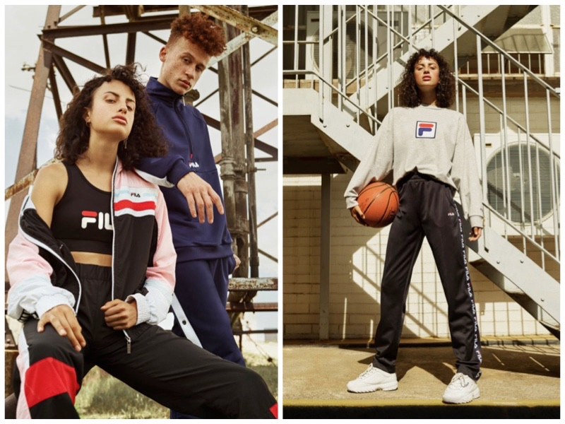 4bea2e5980b6 Discover FILA x Urban Outfitters  Athleisure Clothing Collaboration