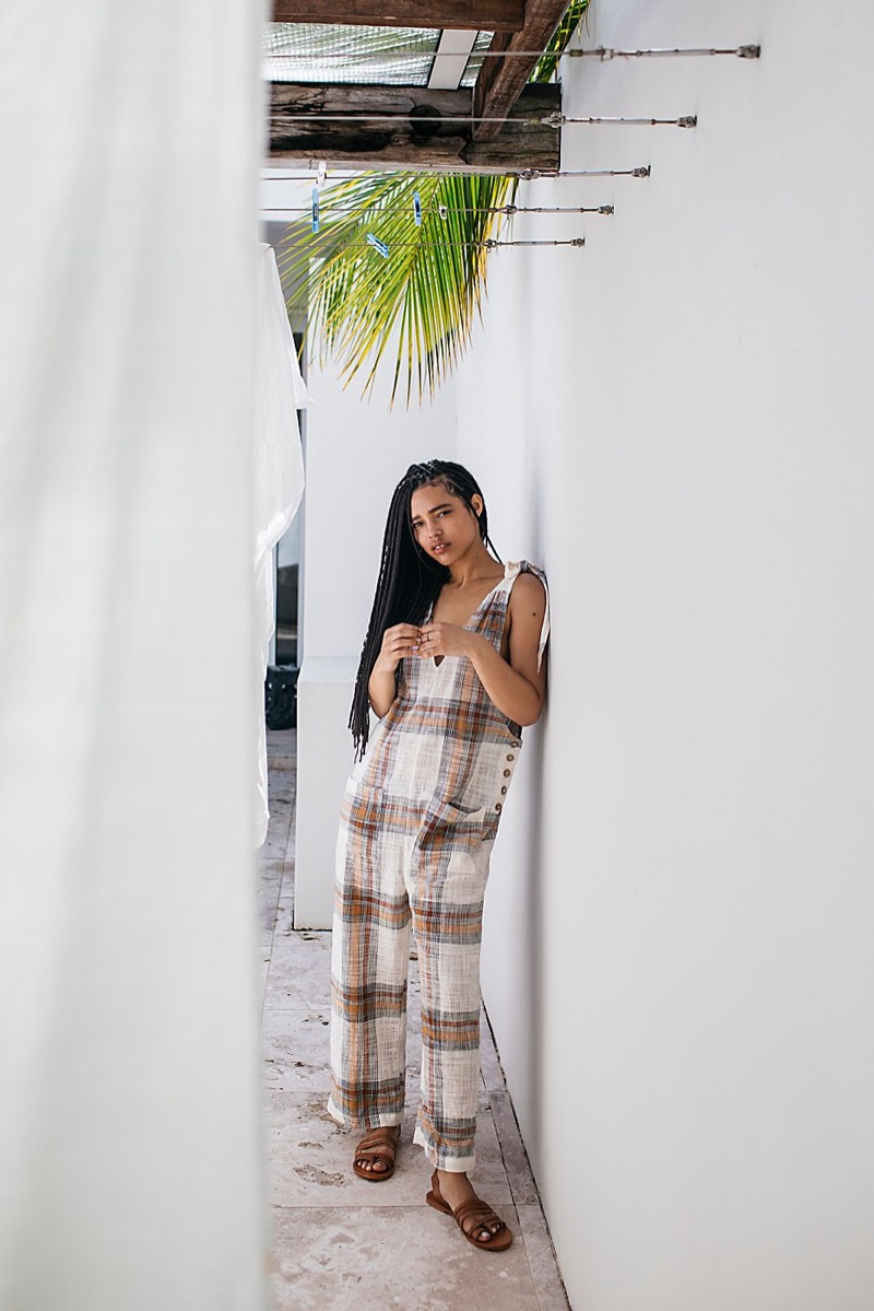 Endless Summer Don't You Want This Jumpsuit