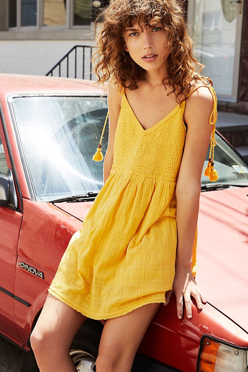 Endless Summer Sundrenched Mini Dress