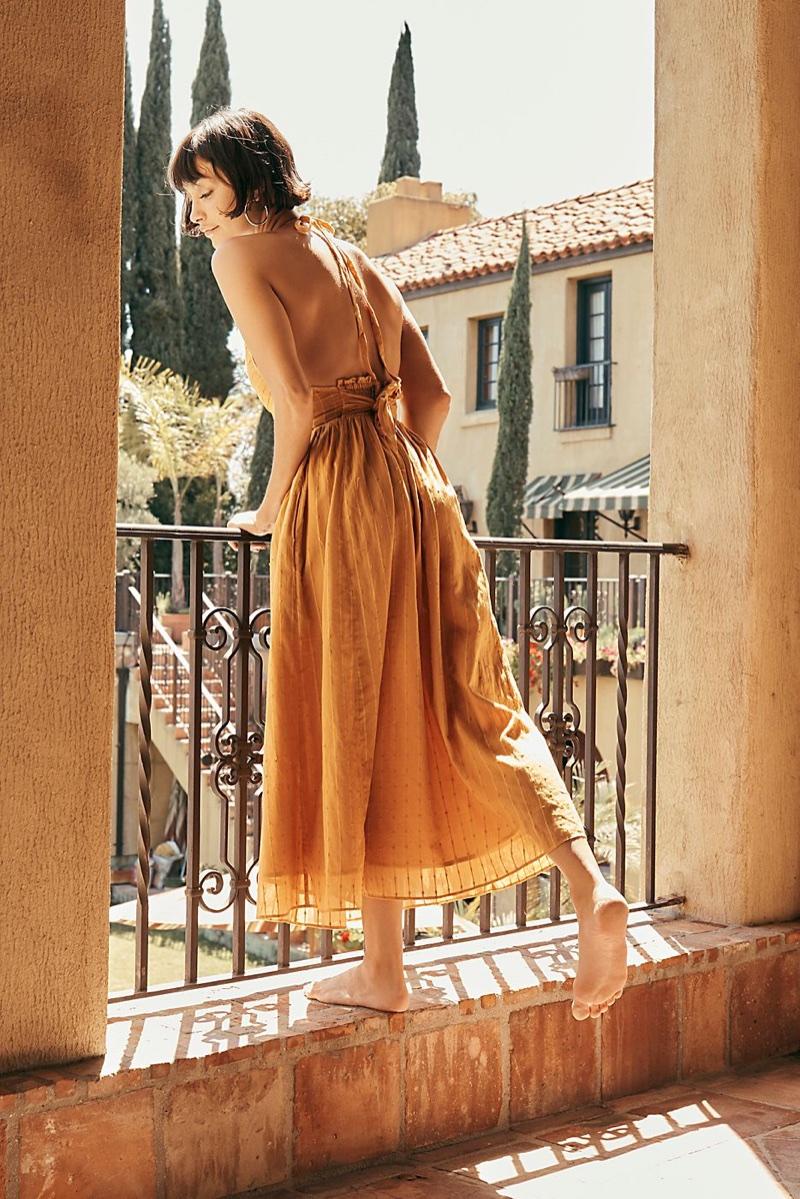 Endless Summer Donna Maxi Dress