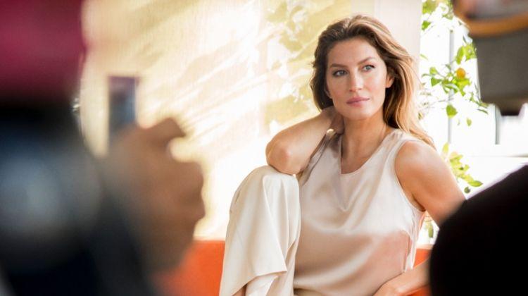 Gisele Bundchen Stars in Intimissimi's Spring 2018 Campaign