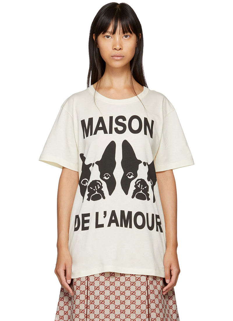 Gucci Bosco & Orzo Oversize T-Shirt $490 (previously $980)