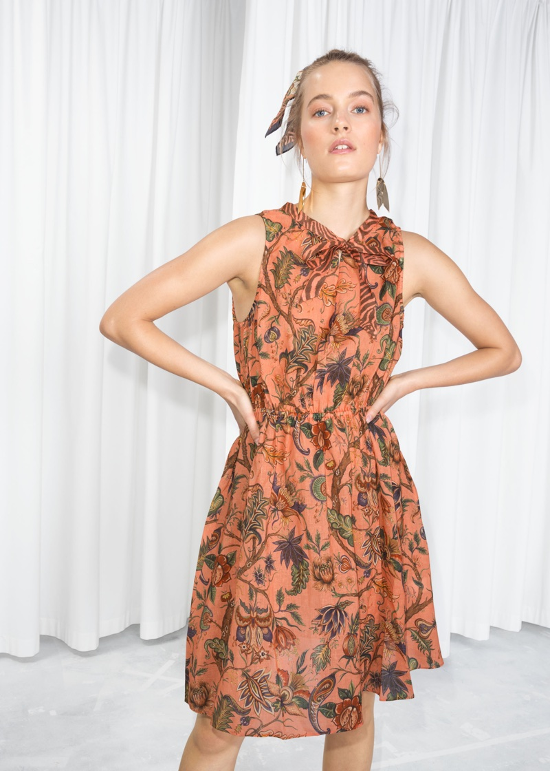 House of Hackney Dress in Damas / Equus $95