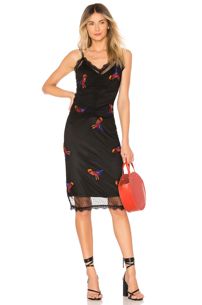 House of Harlow 1960 x REVOLVE Solange Dress $168