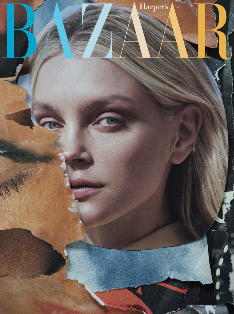 Jessica Stam Takes On LA Style for Harper's Bazaar Czech