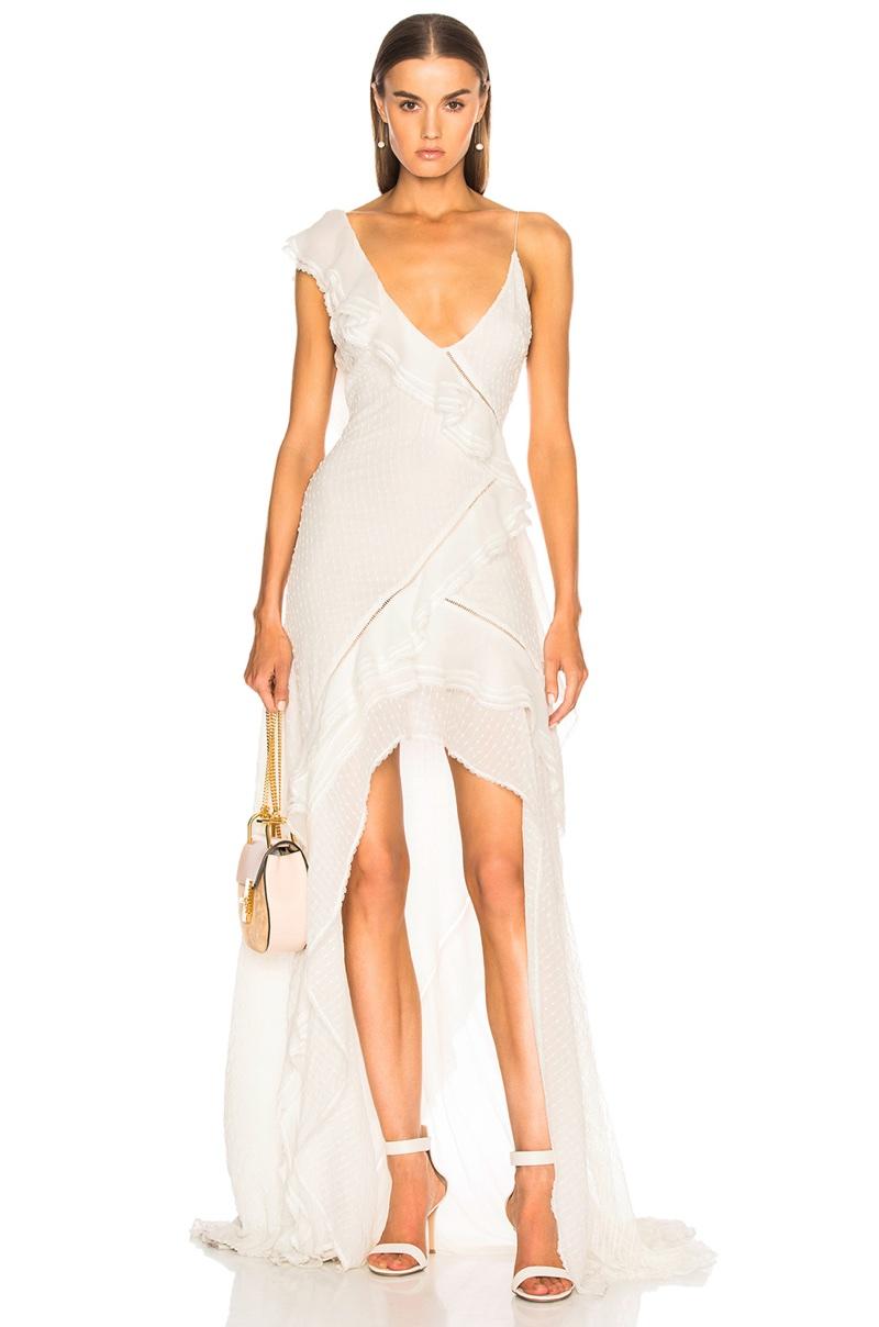 Jonathan Simkhai Lace Maxi Dress $1,895