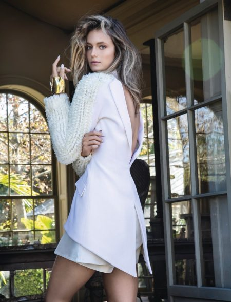 Kate Bock Wears Summer-Ready Styles for ELLE Bulgaria