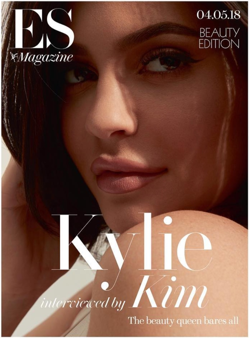 Kylie Jenner on Sunday Times Style May 4, 2018 Cover
