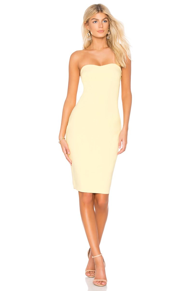 Likely Laurens Dress in Snap Dragon $178