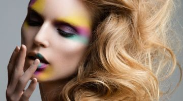Exclusive: Nell Rebowe by Jeff Tse in 'Rainbow Bright'