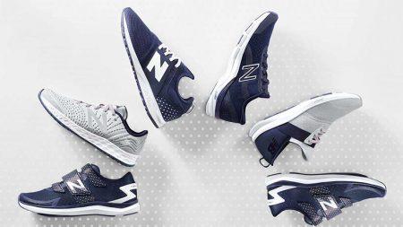 New Balance Polka Dot Sneakers