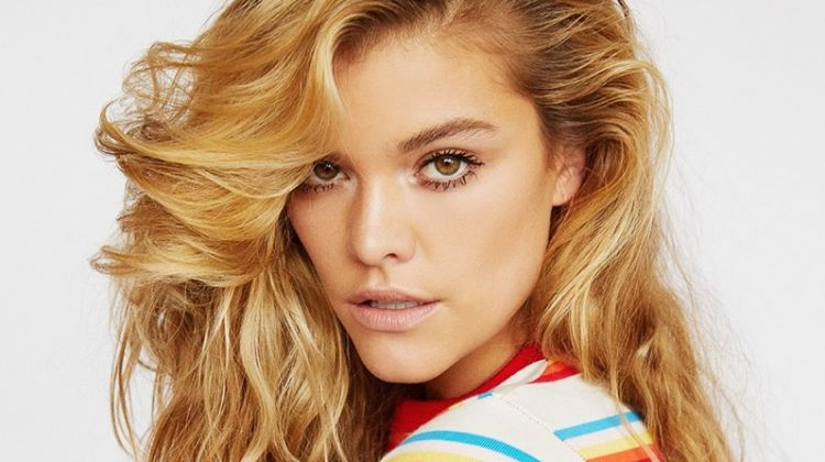 Nina Agdal Wears Glam Styles in Latest Photos