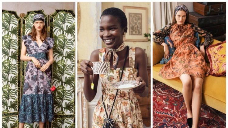 Just In: House of Hackney x & Other Stories' Collaborate On Floral Prints