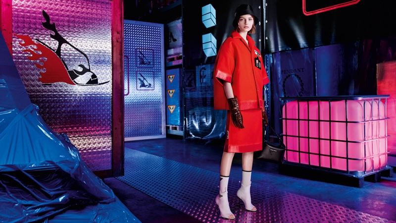 Willy Vanderperre photographs Prada 365 pre-fall 2018 campaign
