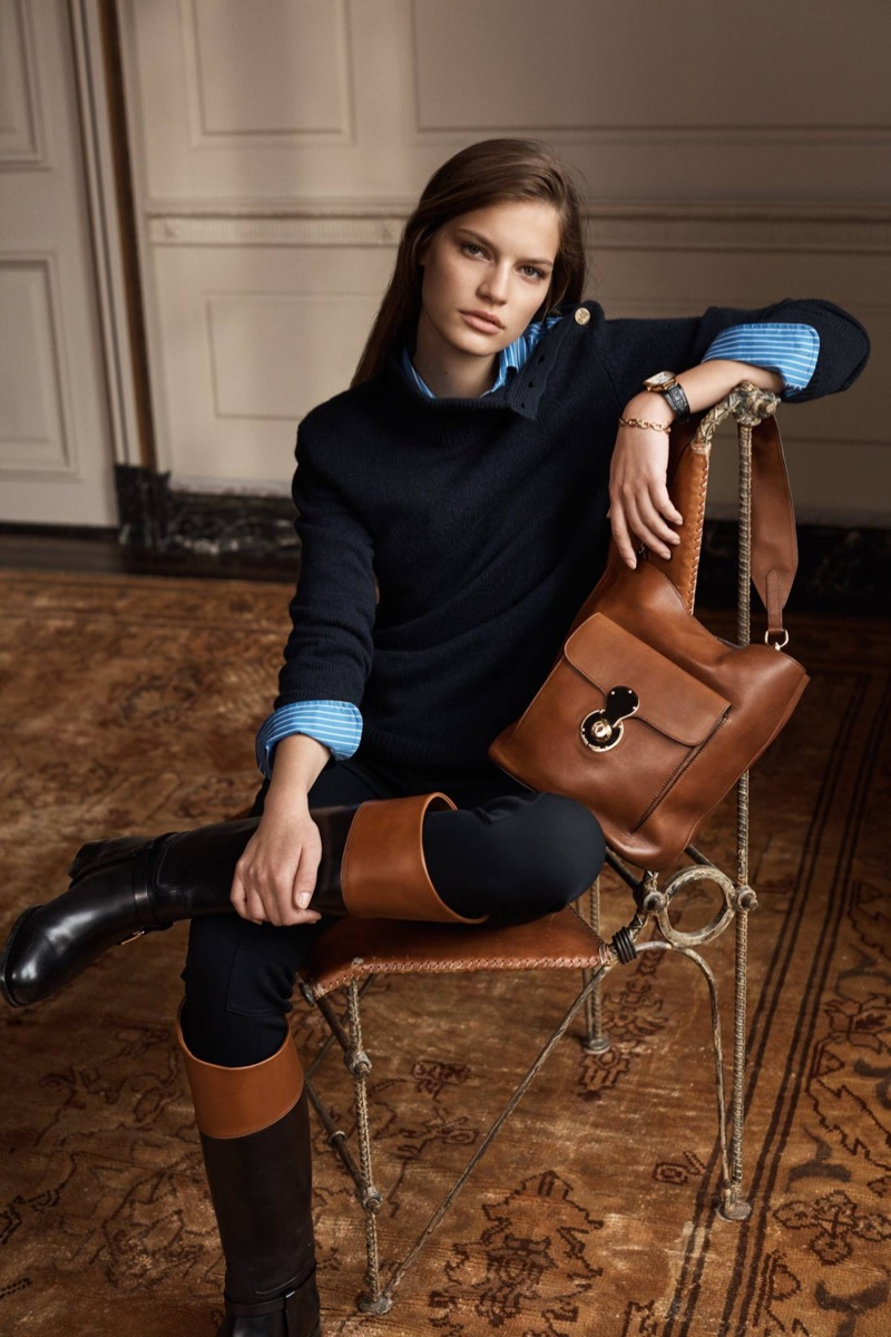 Ralph Lauren focuses on timeless fashion for Iconic Style collection
