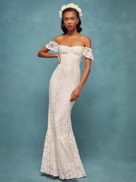 Reformation Merlot Dress $528