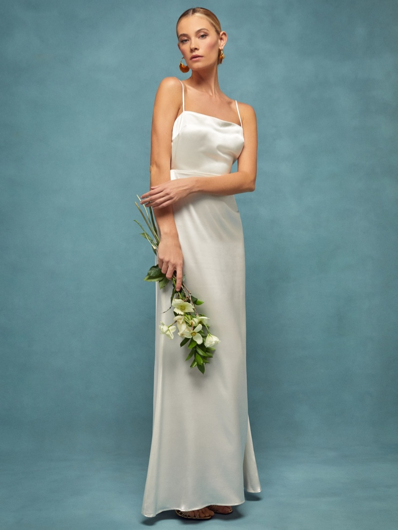 Reformation Sauvignon Dress $528