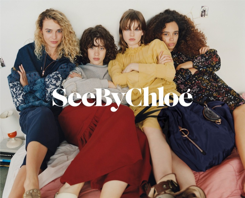 904f01932e95 See By Chloe launches its spring-summer 2018 campaign