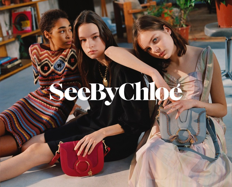 See By Chloe spring-summer 2018 campaign