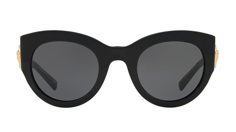 154afbbaf4c Versace Tribute Eyewear Sunglasses Collection. Versace Medusa Icon  Sunglasses  295