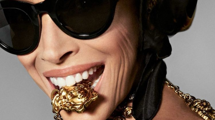 Just Landed: Versace's Iconic Tribute Sunglasses