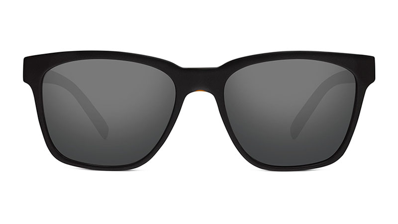 Warby Parker Barkley Sunglasses in Black Matte Eclipse $95
