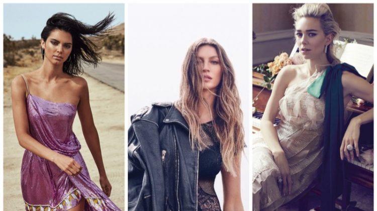 Week in Review | Kendall Jenner's New Cover, Gisele Bundchen in Lingerie, Vanessa Kirby for BAZAAR UK + More