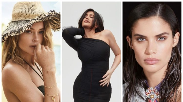 Week in Review | Doutzen Kroes Models Swim, Kylie Jenner for Sunday Times Style, Sara Sampaio's New Cover + More