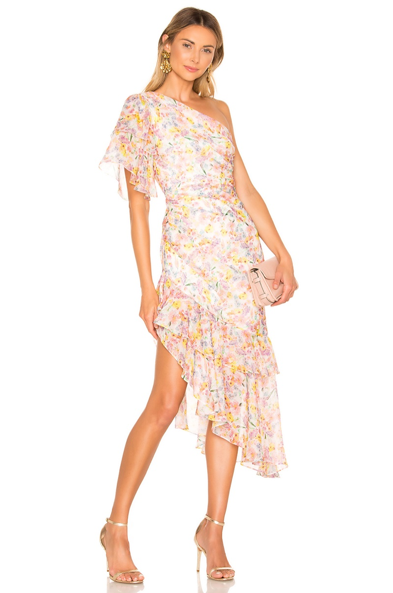 AMUR Clayton Dress $598