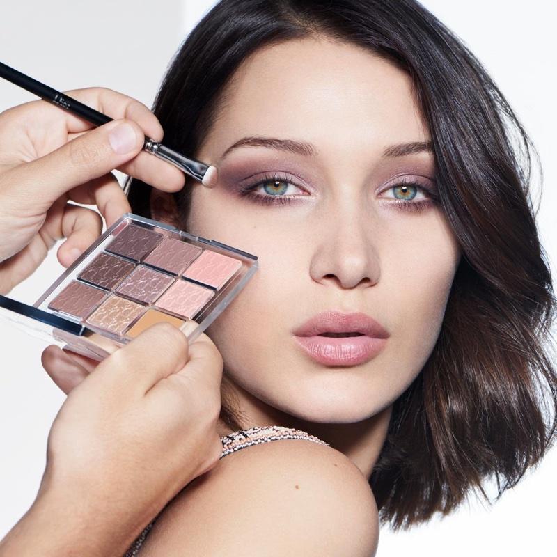 Bella Hadid stars in Dior Backstage beauty campaign