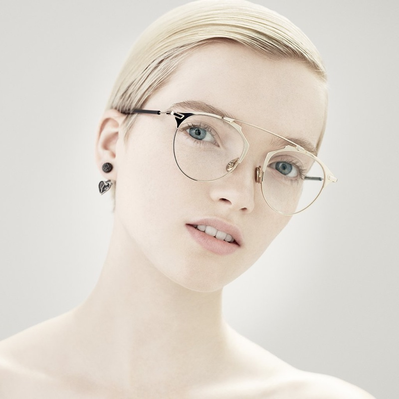 Dior unveils DiorSoReal fall-winter 2018 glasses campaign