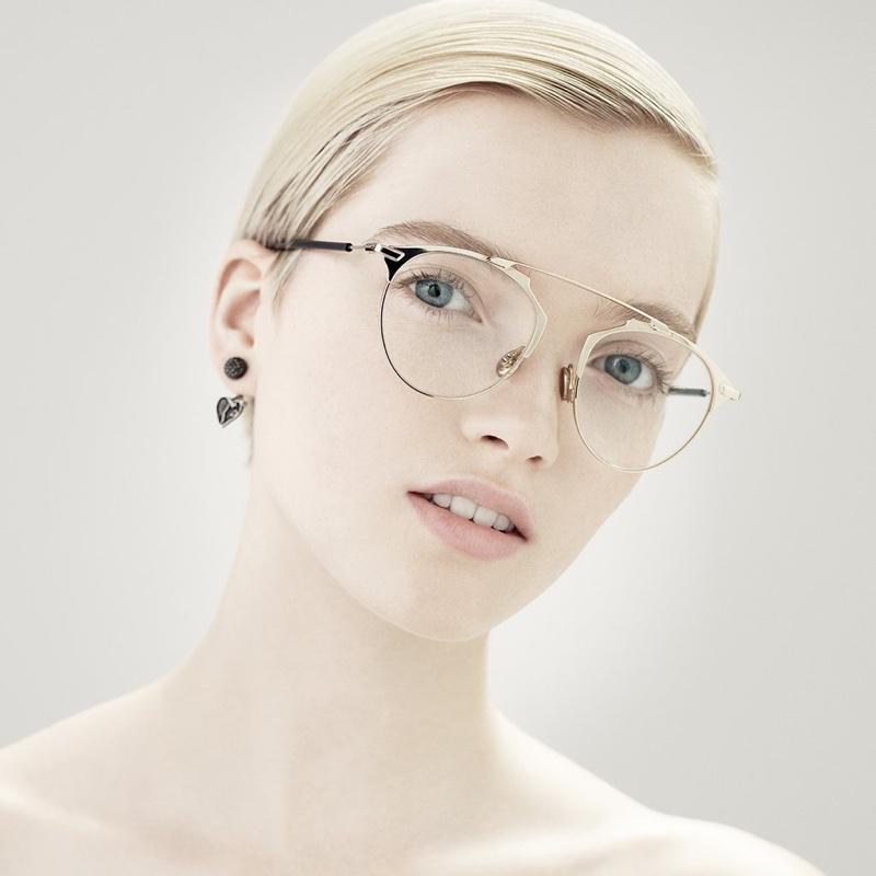 Dior unveils DiorSoReal fall-winter 2018 glasses campaign