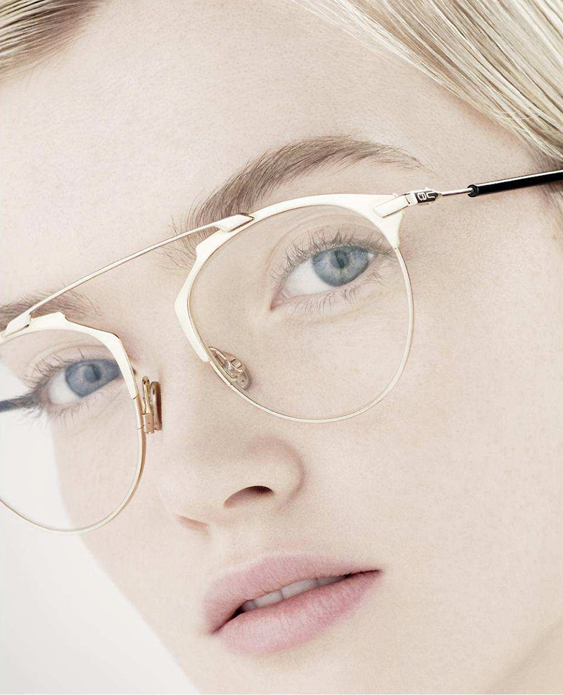 Maria Grazia Chuiri designs Dior's DiorSoReal fall-winter 2018 glasses