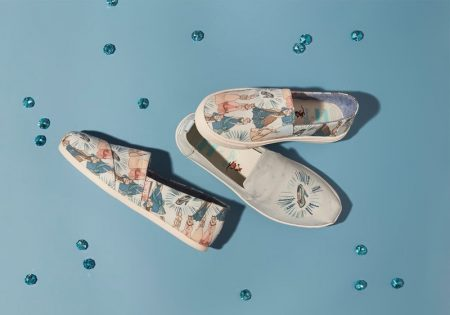 Disney x Toms Cinderella sneaker collaboration