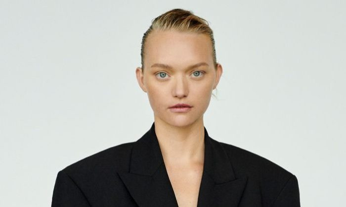 Gemma Ward Takes On Relaxed Suiting for Unconditional Magazine