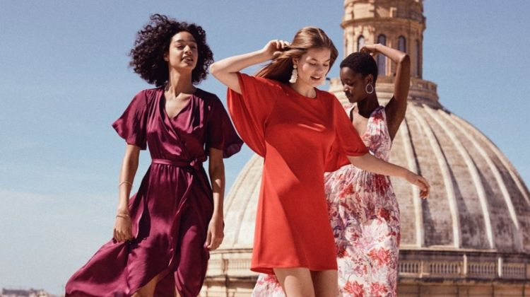All Dressed Up: H&M's Special Occasion Dresses for Summer