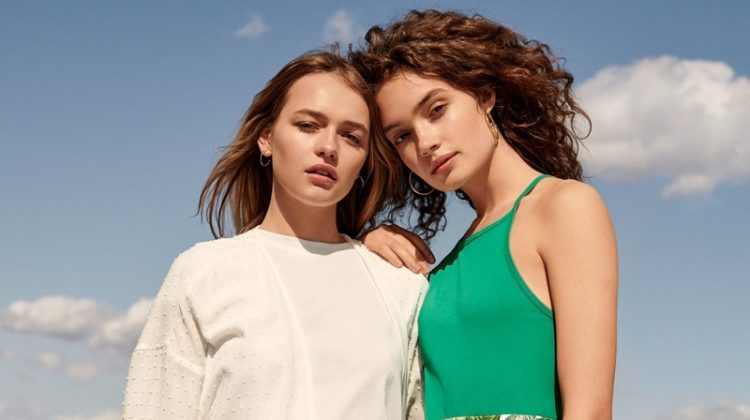 Trending Pieces: H&M Spotlights Sunny Fashions