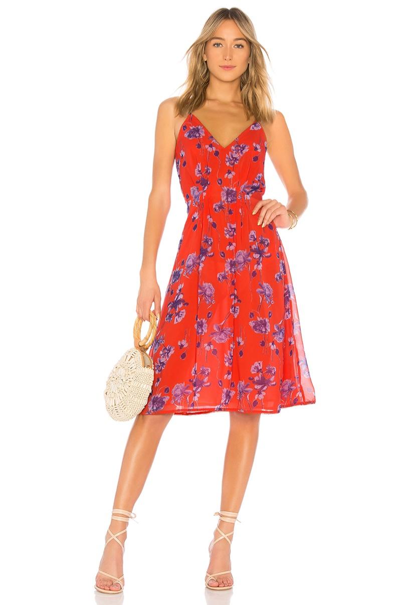 House of Harlow 1960 x REVOLVE Ines Dress $178