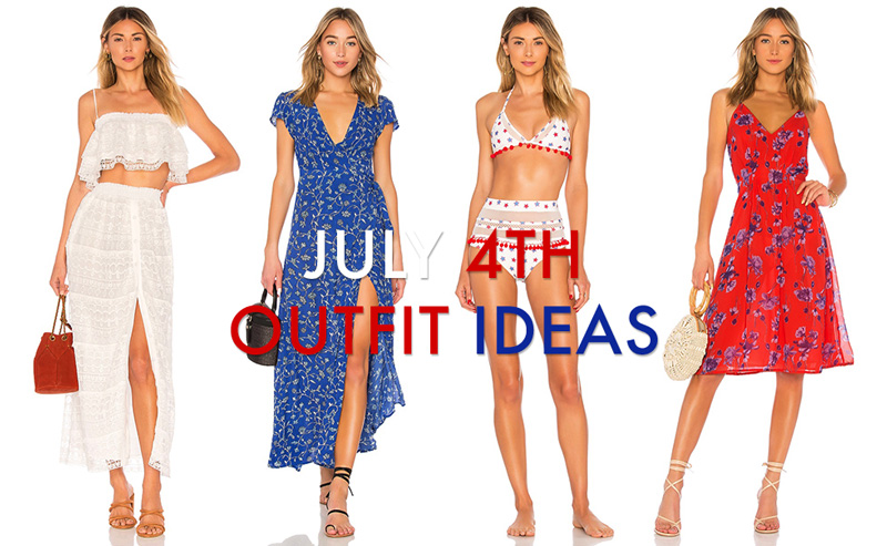 REVOLVE July 4th style guide