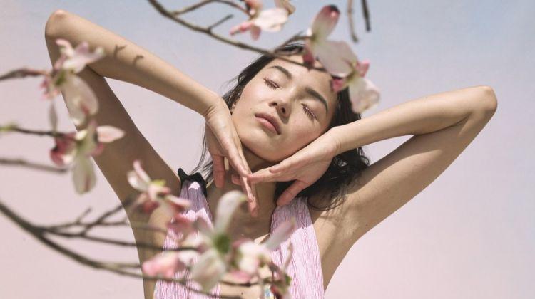 Xiao Wen Ju Owns the Summer in La Ligne