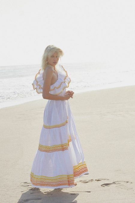 Lisa Marie Fernandez's Spring 2018 Collection Will Make You Long for the Beach