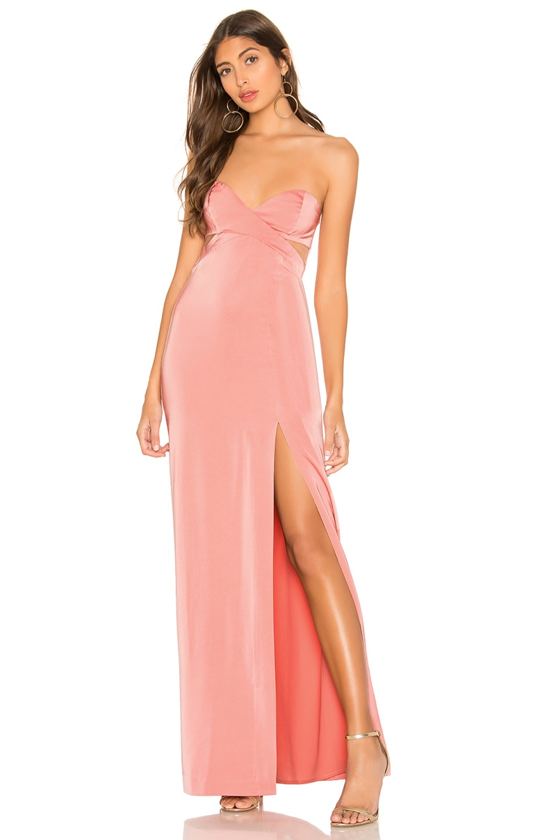 Lovers + Friends Darling Gown $218
