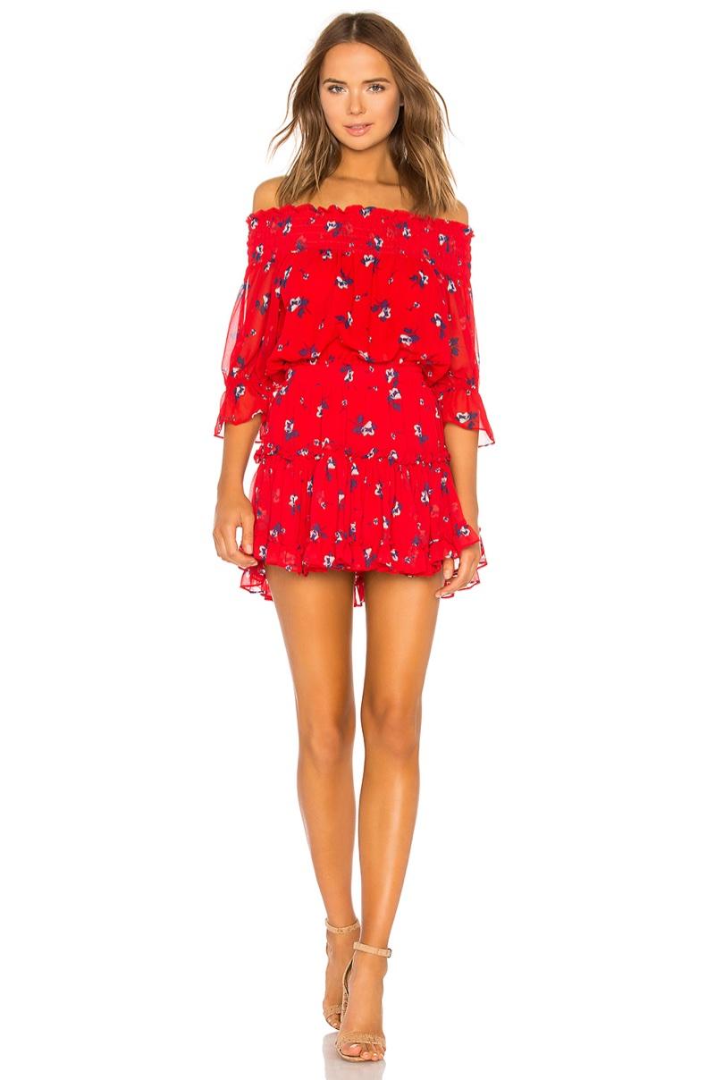 MISA x REVOLVE Darla Dress $260