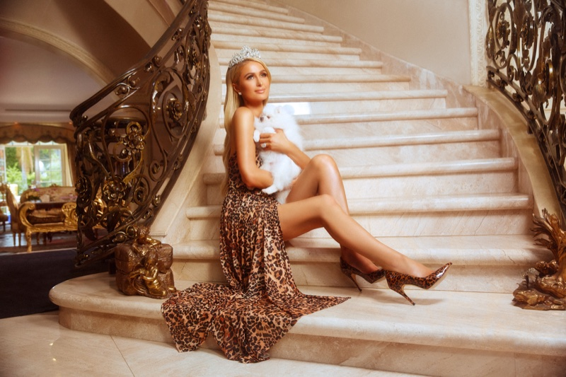 Paris Hilton collaborates with Boohoo on clothing collection
