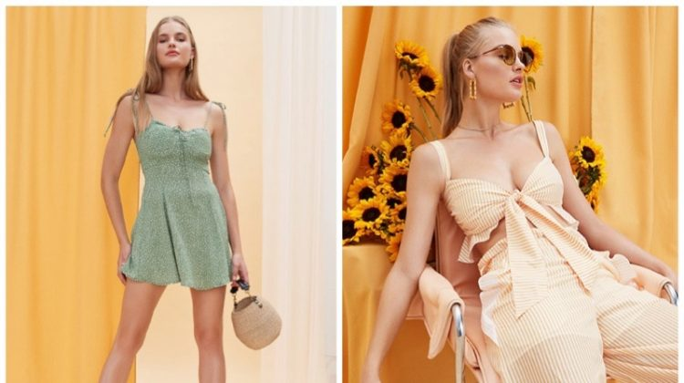 For Your Eyes Only: 7 Summer Exclusives at REVOLVE